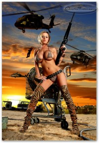 ActionGirls by Chris Thomson - Action Girls