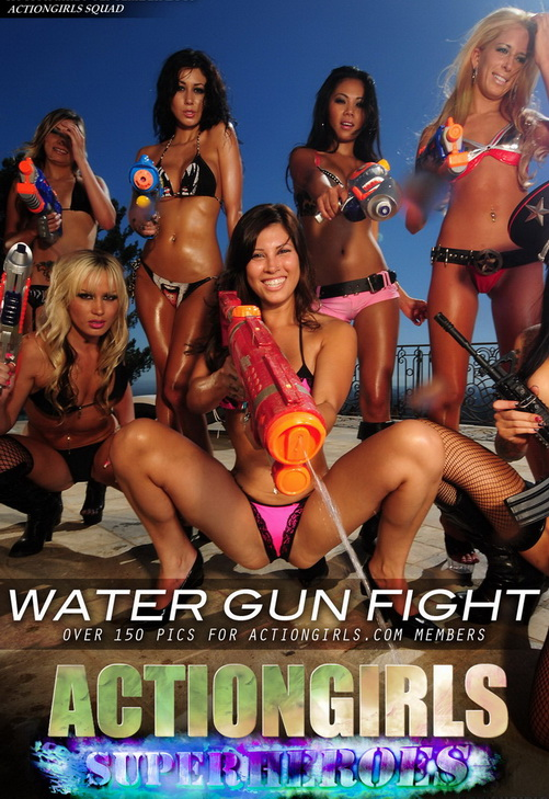 Actiongirls Party Squad - Action Girls
